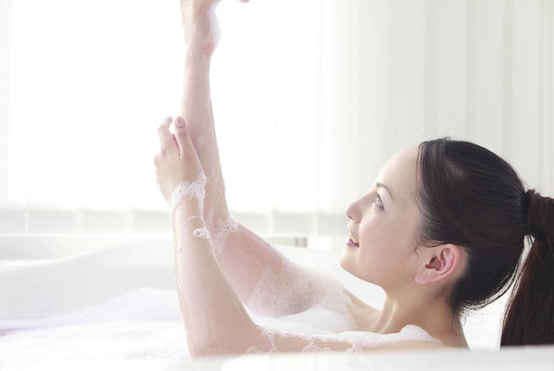 足の浮腫みをとるお風呂