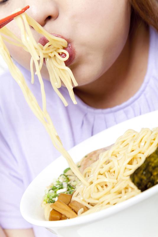 ダイエット中のラーメンの食べ方