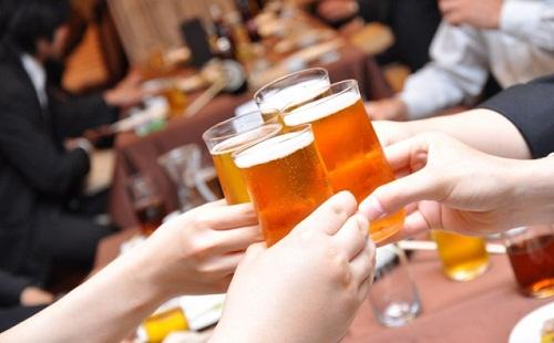 年末年始の飲み会を乗り切る!ダイエット中の対策