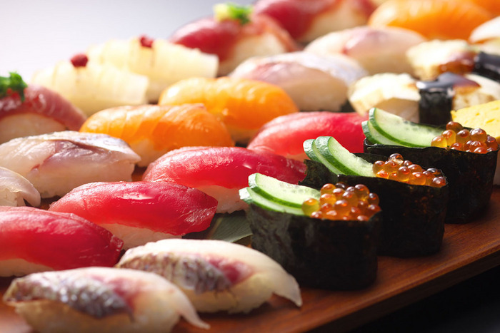 ヘルシーなイメージのお寿司はダイエットに向かない?外食でお寿司を食べる時のコツ