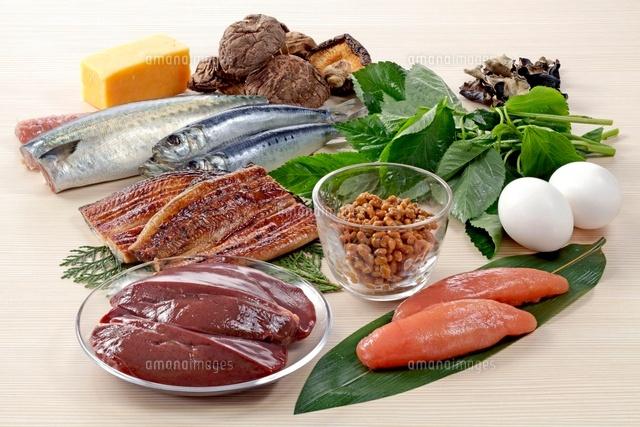 糖質・脂質の代謝に必要なビタミンB群