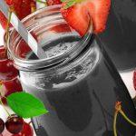 『ブラックチェリースムージーダイエット』のダイエット効果や飲み方
